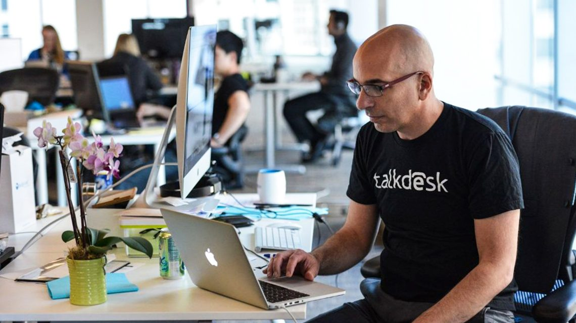 Talkdesk organises two lectures and offers two trips to San Francisco during SINFO