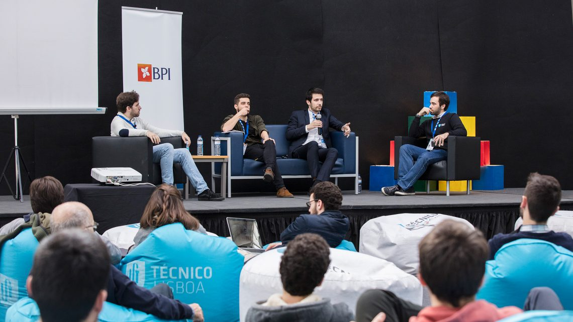 Cryptocurrency, Social Media and mobile Apps: All gathered at SET2018