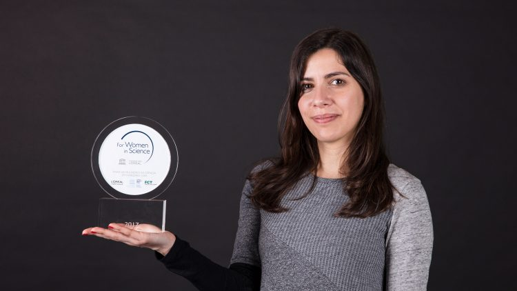 Técnico researcher awarded a Medal of Honour L'Oréal Portugal for Women in Science
