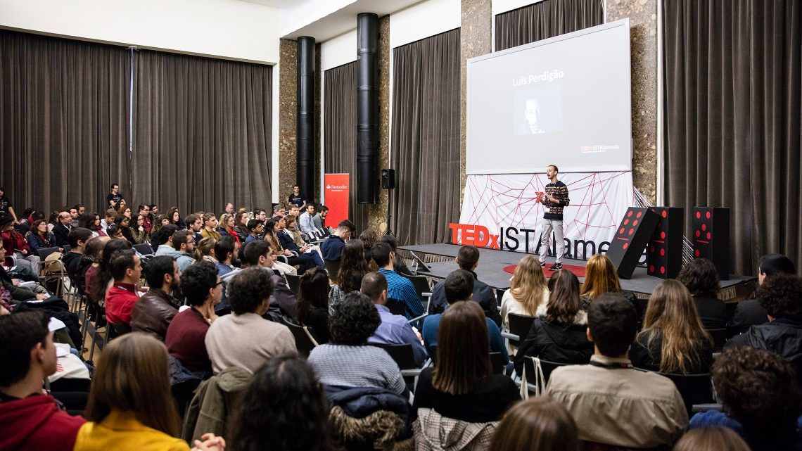 Mix of challenging topics in the 4th edition of TEDxISTAlameda