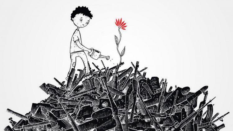Como Construir Paz Sustentável?