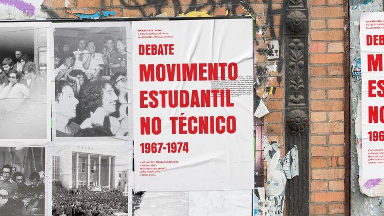 """I Debate """"Movimento Estudantil no Técnico (1967-1974)"""""""