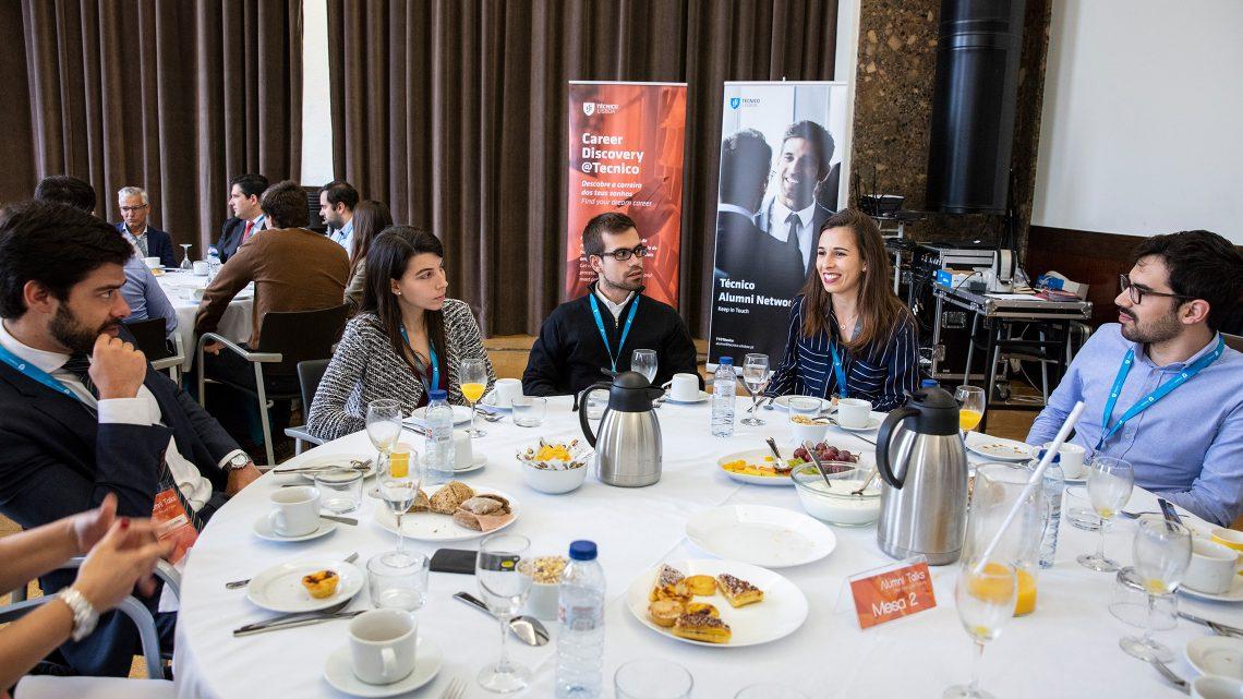11th edition of Alumni Talks focused on consulting