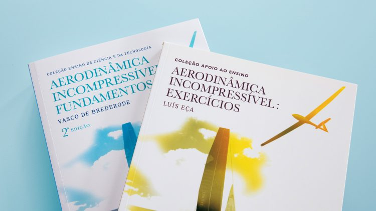 "IST Press reissues the book ""Aerodinâmica Incompressível: Fundamentos"""
