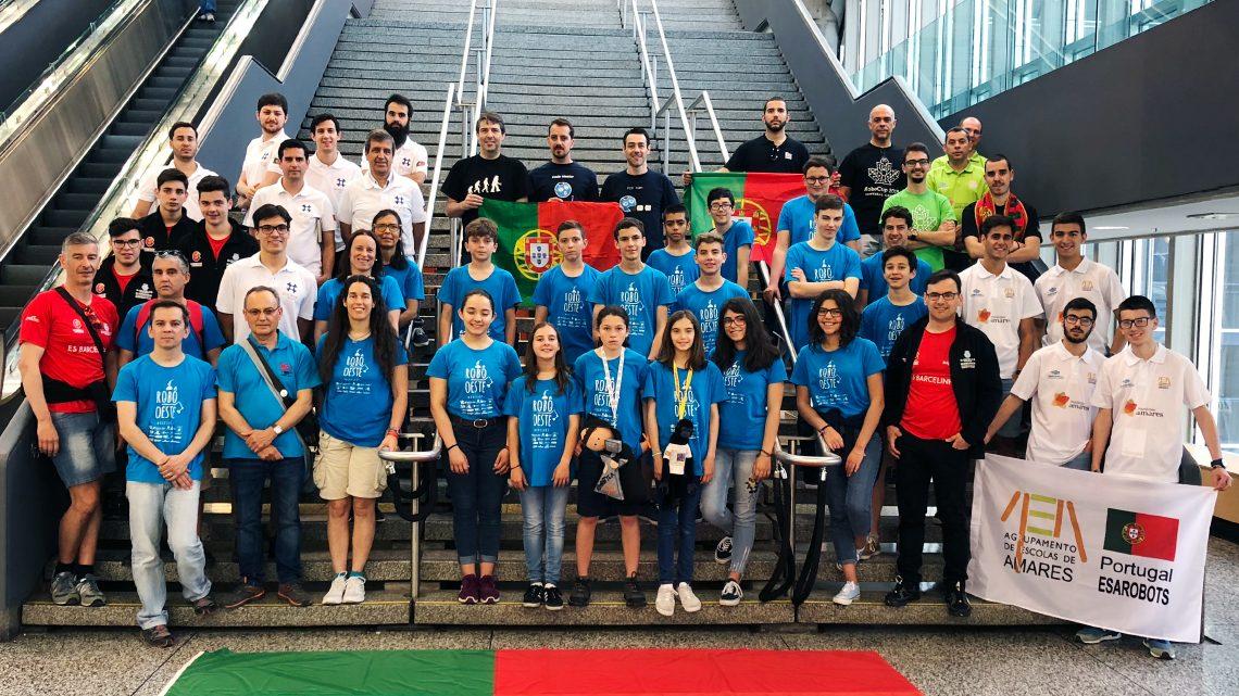 foto de grupo da equipa do ISR