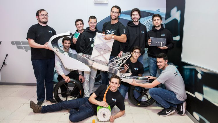 TL MOTO team invests in the future