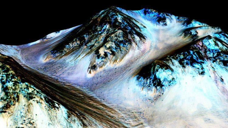 """Esta descoberta é definitivamente importante para colonizar Marte no futuro"""
