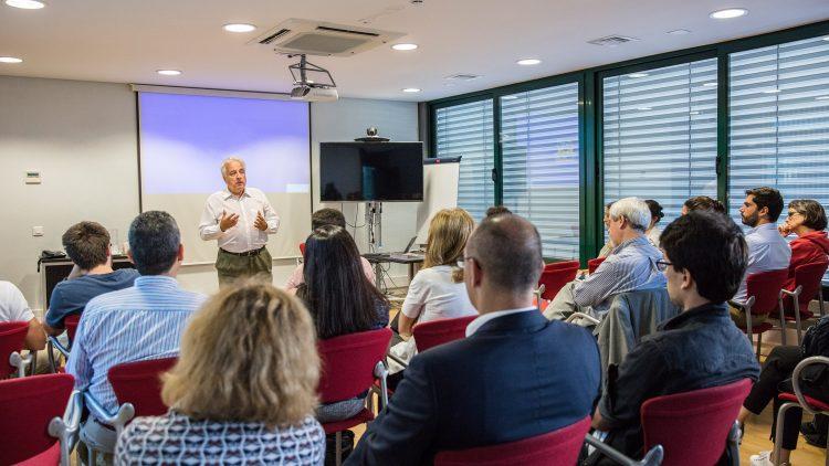 Workshop junta participantes de um dos cursos mais bem sucedidos dos MOOC Técnico