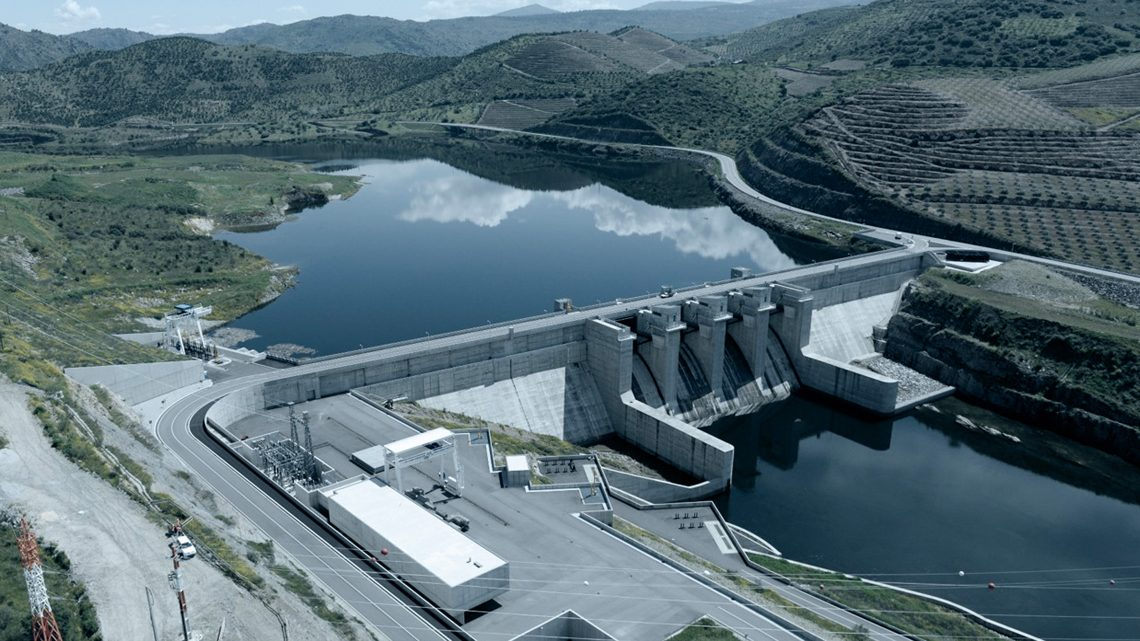 The Baixo Sabor Hydro Plant, Secil Civil Engineering Award 2014.