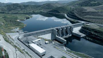 Projeto do Aproveitamento Hidroelétrico do Baixo Sabor, prémio Secil de Engenharia Civil 2014.