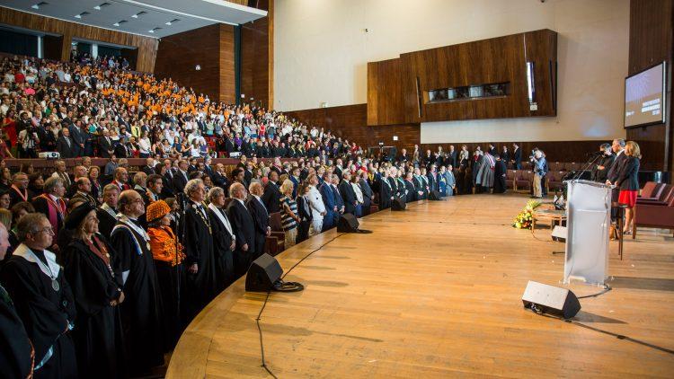 Cerimónia de boas-vindas aos novos estudantes – ULisboa