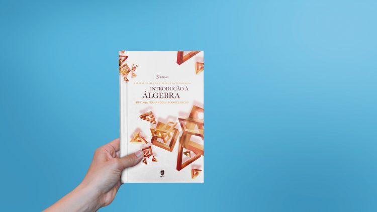 "IST Press reissues the book ""Introdução à Álgebra"""