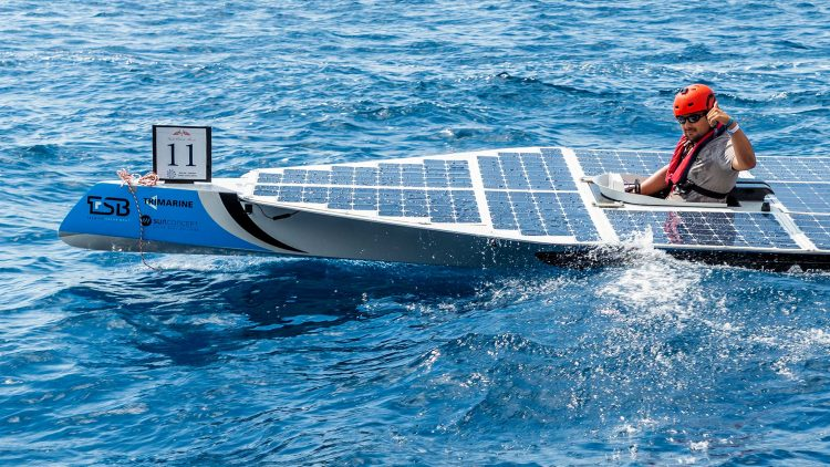 Técnico Solar Boat is recruiting