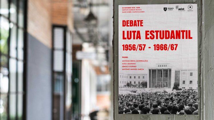 "IV Debate ""Lutas Estudantis 1956/57 – 1966/67"""