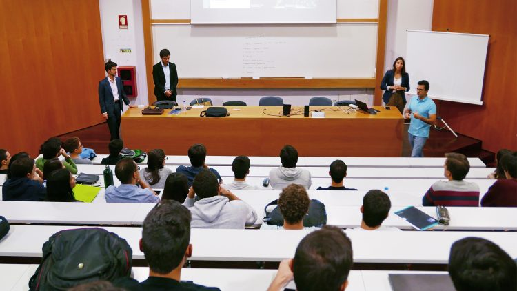 McKinsey & Company workshops attract dozens of students on both campuses