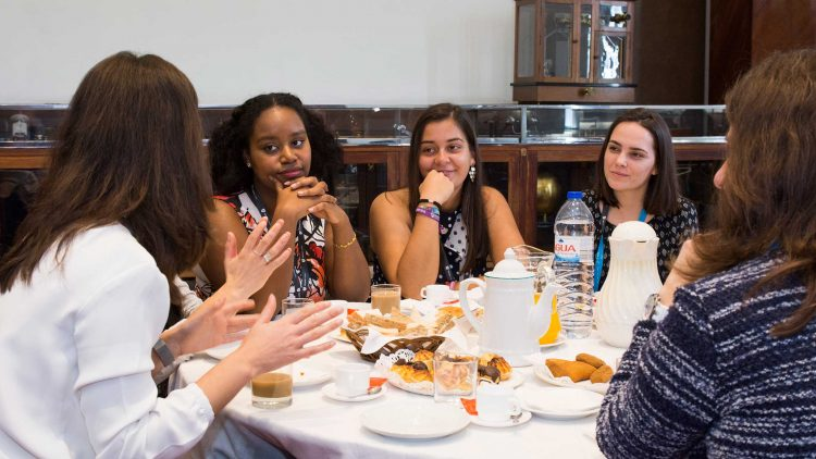Women in Tech: Breakfast your way to success