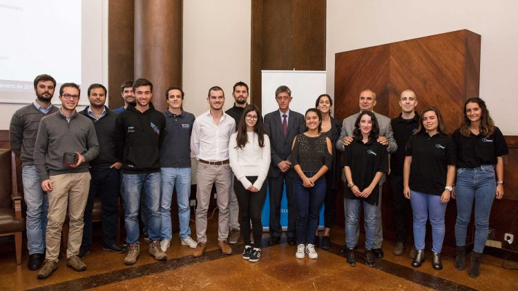 Caixa Geral de Depósitos recognises and promotes the work of Técnico students