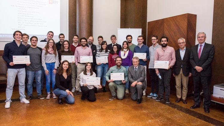 Nove projetos dos Núcleos de Estudantes distinguidos pelos Prémios BPI