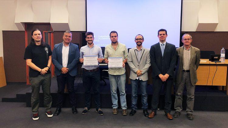 Técnico alumnus wins AP2SI Merit Award