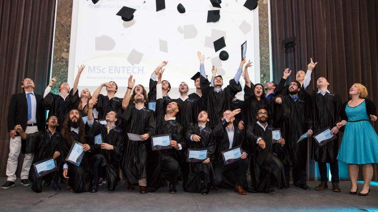 Técnico acolheu cerimónia de graduação da EIT Innoenergy