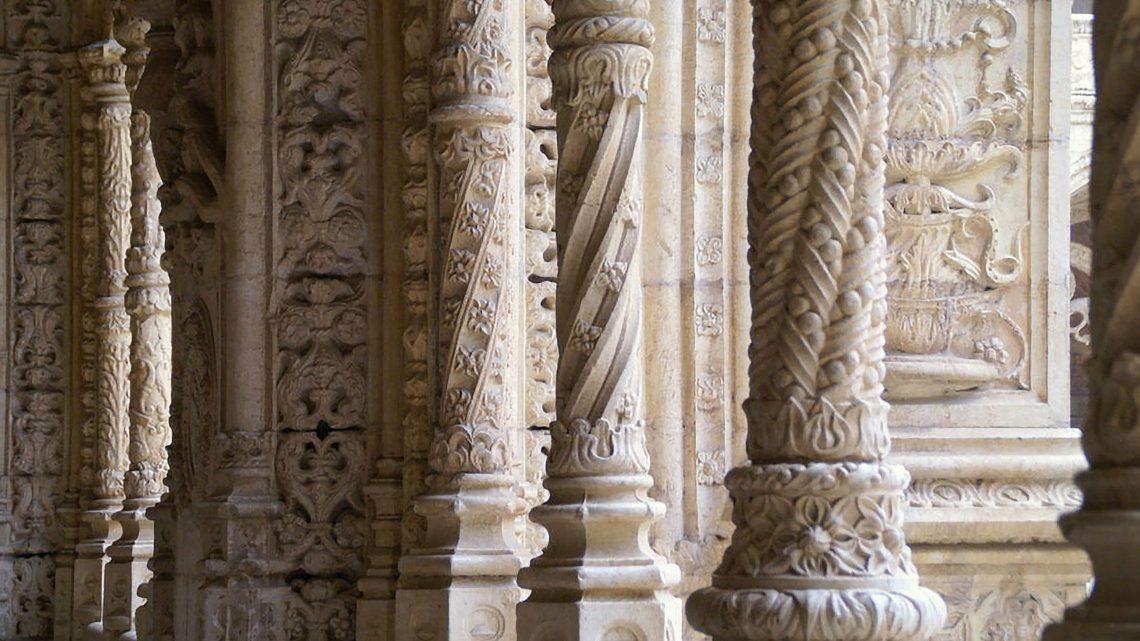 Colunas do Mosteiro dos Jerónimos