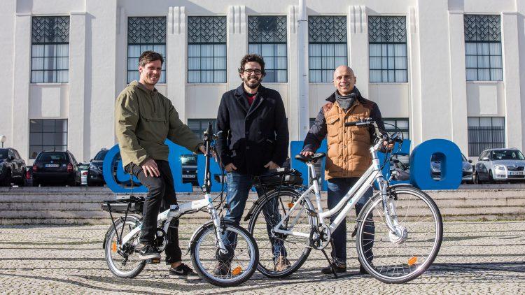 U-bike Portugal – Operação Técnico: O Técnico pedala para o futuro!