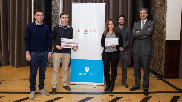 Umara vence a entusiasmante corrida de inovação dos E. Awards@ Técnico