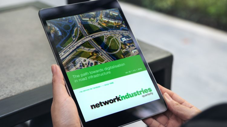Técnico researchers publish special issue of the Network Industries Quarterly