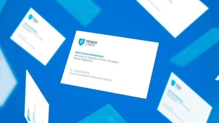 Técnico Business Cards – 6th edition