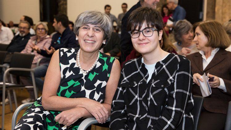Manuela Veloso and Mariana Araújo win Maria de Lourdes Pintasilgo award