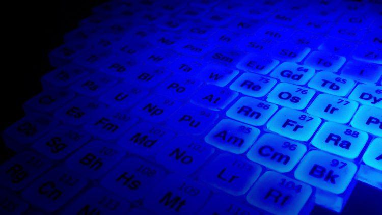 Noite da Tabela Periódica