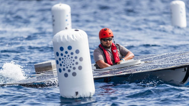 Técnico Solar Boat presentation session – Recruitment
