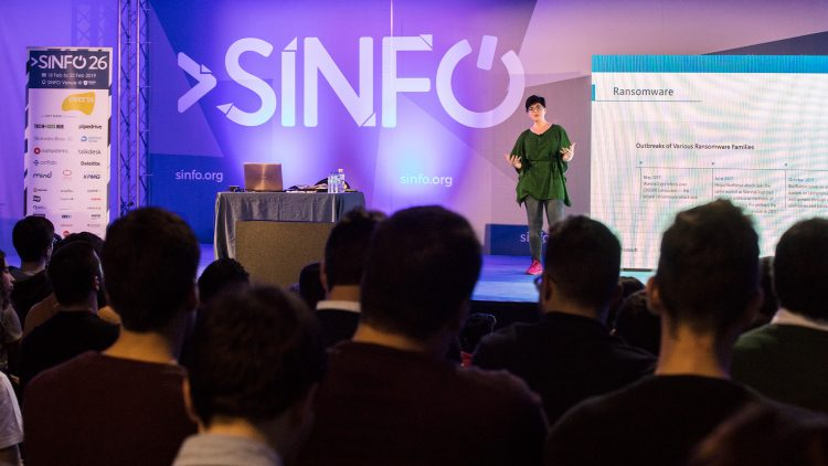 SINFO: The biggest free tech conference brings together tech enthusiasts