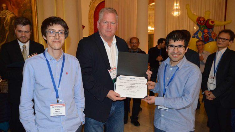 Investigadores do INESC-MN vencem competição internacional da IEEE Sensors and Measurement Society