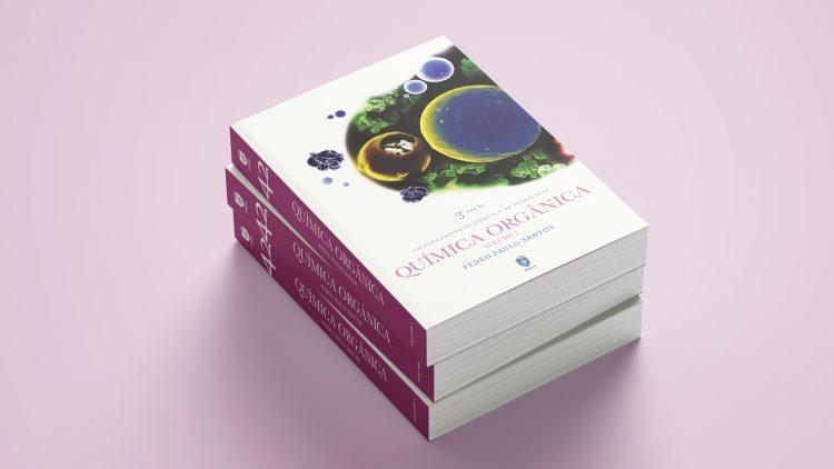 "IST Press reedita o livro ""Química Orgânica, Volume 1"""