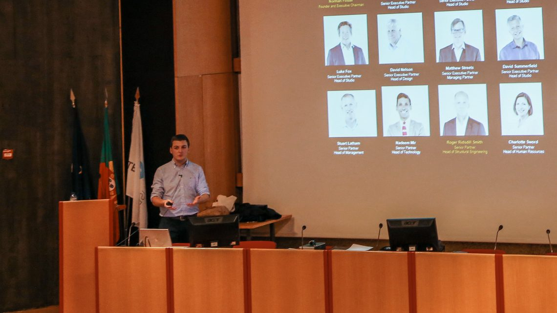 Civil Engineering Seminar Series bring together more than