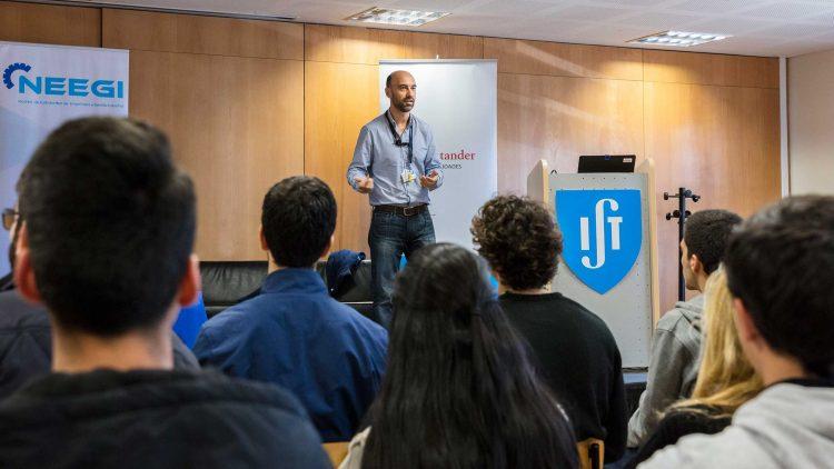 EGI seminar series focused on the future of industry