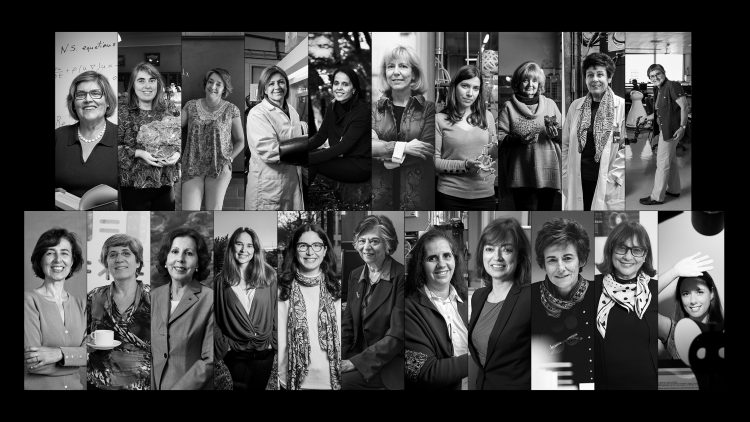 Técnico female professors included in a book that honours women in science