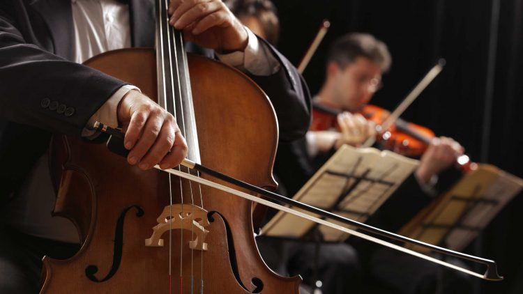 """Concert """"Os Russos"""" by ULisboa Academic Orchestra"""