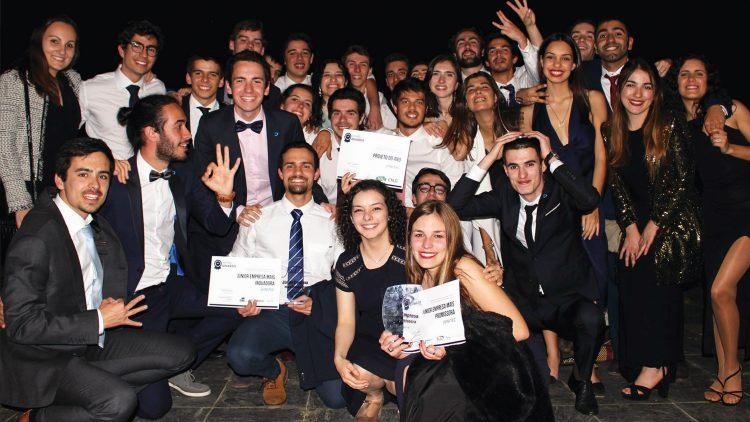 JUNITEC elected the Most Promising Junior Enterprise at national level