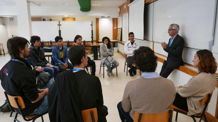 Student Experience @ Técnico sensibiliza alunos para a importância dos núcleos de alunos no trajeto académico