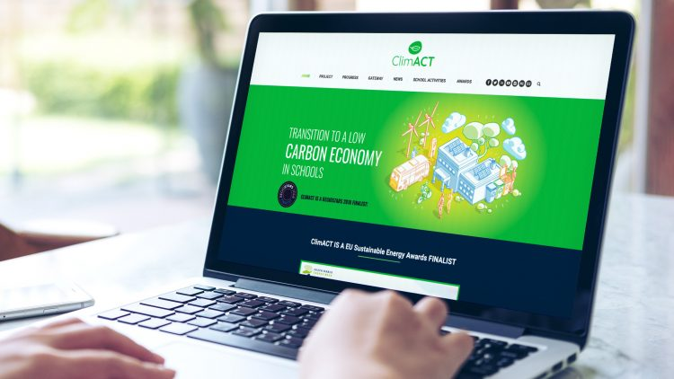 ClimACT is once again among EU award finalists