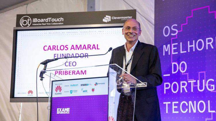Tecnologia e inovação premiadas pela Exame Informática