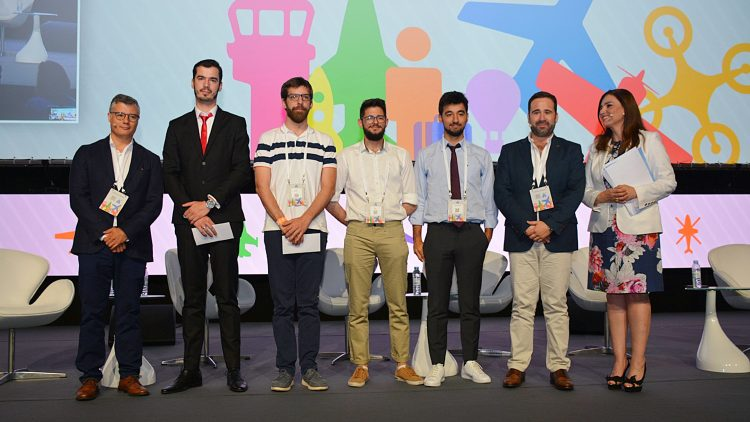 Técnico student wins Portugal Air Summit Award 2019