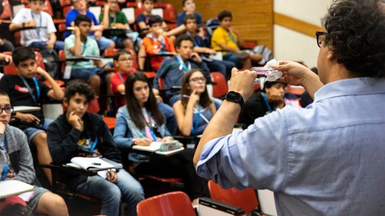 A paixão pela ciência não tem idade e a Academia de Verão ajuda a explorá-la