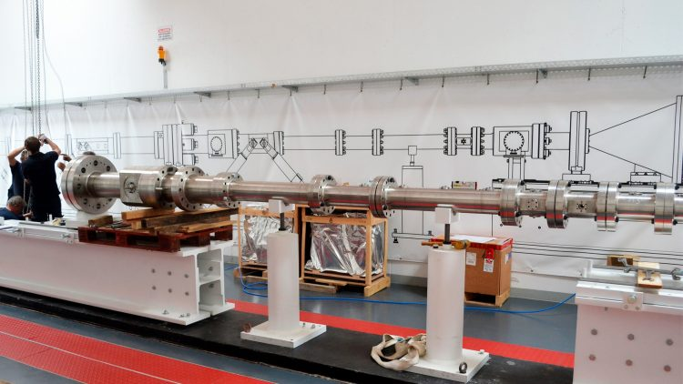 "Inauguration of the European Shock-Tube for High Enthalpy Research ""ESTHER"""