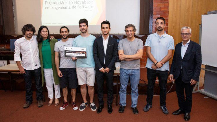 Prémio Novabase desafia alunos a aventurarem-se na criação de uma aplicação