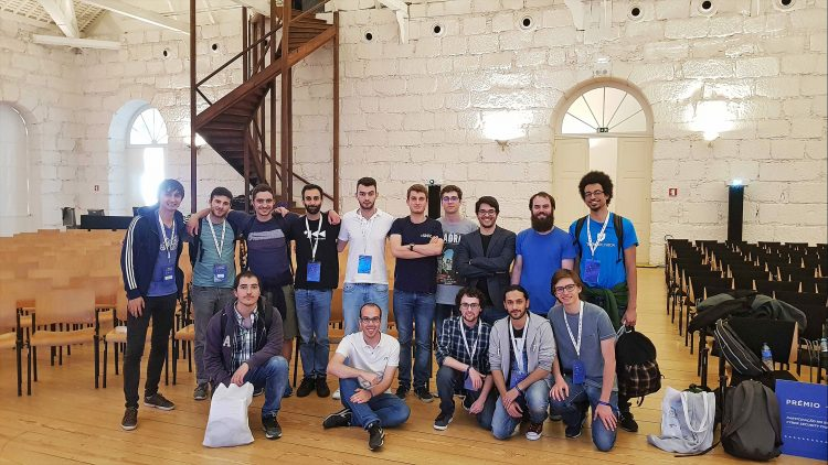 Seven Técnico students will compete in the European Cyber Security Challenge 2019