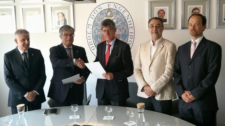 Técnico e Região Sul da Ordem dos Engenheiros renovam protocolo de colaboração