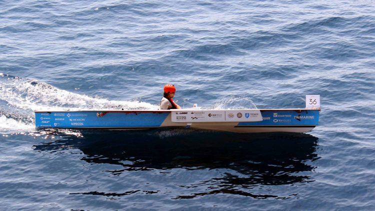 Técnico Solar Boat stood out in Monaco